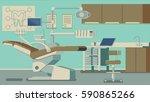 dentist office illustrations   Shutterstock . vector #590865266