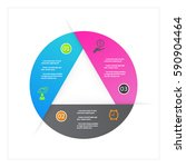 modern infographics business...   Shutterstock .eps vector #590904464