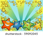 customizable graphic background ... | Shutterstock .eps vector #59092045