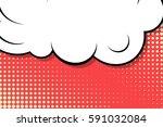 abstract creative concept... | Shutterstock .eps vector #591032084