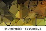 abstract pattern consisting of... | Shutterstock .eps vector #591085826