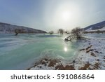 Buguldeika River At The...
