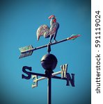 Weathervane To Indicate The...