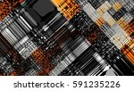 abstract image background 16 9... | Shutterstock . vector #591235226