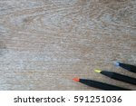 color pencil | Shutterstock . vector #591251036