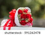Bouquet Of Flowers Important Day
