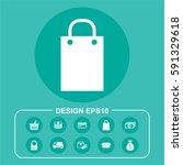 vector illustration trade icon   Shutterstock .eps vector #591329618