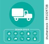 vector illustration delivery...   Shutterstock .eps vector #591329738