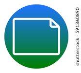 horisontal document sign... | Shutterstock .eps vector #591360890