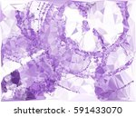 abstract multicolor mosaic... | Shutterstock .eps vector #591433070