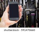 digital composite image of mans ...   Shutterstock . vector #591470660