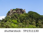 a ruined english heritage...   Shutterstock . vector #591511130