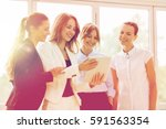 people  technology  work and...   Shutterstock . vector #591563354