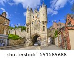 Micklegate   Old Medieval Gate...