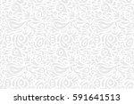 retro digital paper. decorative ... | Shutterstock . vector #591641513