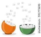 vector illustration of logo for ... | Shutterstock .eps vector #591773690