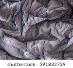 damaged old paper background... | Shutterstock . vector #591832739