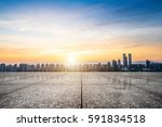 cityscape and skyline of san... | Shutterstock . vector #591834518