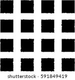 abstract square shapes   vector ... | Shutterstock .eps vector #591849419