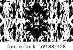 grunge black and white urban... | Shutterstock .eps vector #591882428