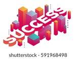 vector illustration of three...   Shutterstock .eps vector #591968498