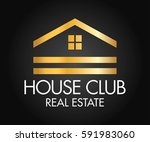 real estate  building ... | Shutterstock .eps vector #591983060
