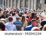 london  england  uk   may 30 ... | Shutterstock . vector #592041134