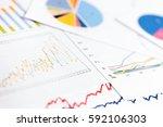 data analytics   business... | Shutterstock . vector #592106303