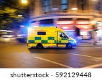 Small photo of Ambulance panning