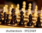 close up view of the black... | Shutterstock . vector #5922469