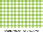 green pattern plaid texture...   Shutterstock .eps vector #592260890