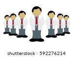 doctors  professions concept... | Shutterstock . vector #592276214