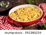 Baked Macaroni And Cheese With...