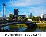 minsk  belarus   september 02 ... | Shutterstock . vector #592681544