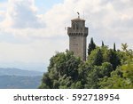 Tower Montale Or Terza Torre ...