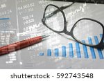 property valuation concept  the ...   Shutterstock . vector #592743548