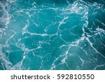 sea foam marble surface... | Shutterstock . vector #592810550