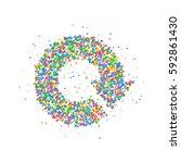 icon circular arrows of...