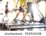 blur abstract background ... | Shutterstock . vector #592943108