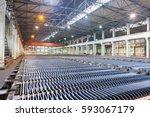 zinc electrowinning workshop... | Shutterstock . vector #593067179