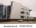 new urengoy  yanao  north of... | Shutterstock . vector #593073923