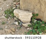world heritage site   aphrodite'... | Shutterstock . vector #593110928