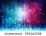 stock market chart. business... | Shutterstock . vector #593162258