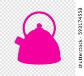 kettle sign illustration....