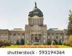 state capitol complex in helena ... | Shutterstock . vector #593194364