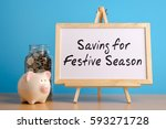 saving for festive season