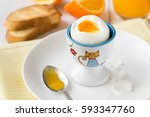 Small photo of Soft-boiled egg