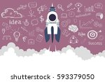 business development.   Shutterstock .eps vector #593379050