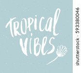 conceptual hand drawn phrase... | Shutterstock .eps vector #593380046