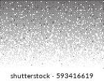 Fading Greyscale Pixel Pattern...